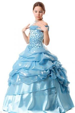 новогодние пышное платье для девочек 12 лет