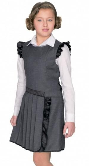 школьный сарафан для девочки подростка от NUI VERY