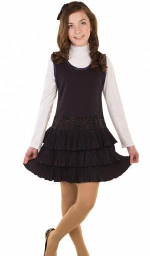 школьный сарафан для девочки подростка от Сабрина-дресс