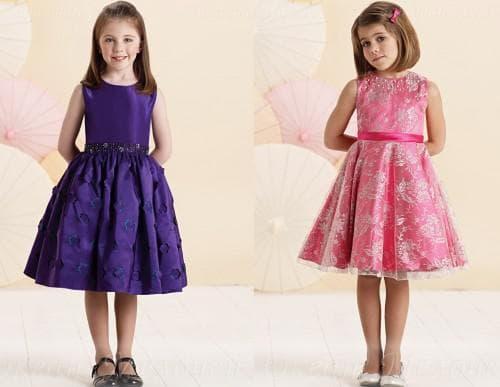 новогодние платье для девочек 12 лет от Losan
