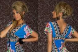 платья с цветочным принтом Дольче Габбана