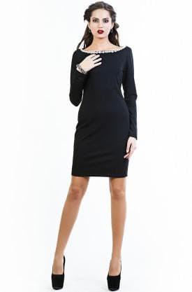 платье французской длины от Bezko