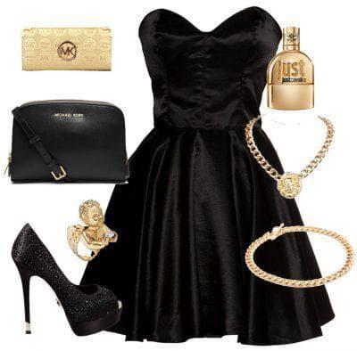 золотое украшение для бархатного платья
