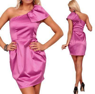 платье с одним открытым плечём для девушек с широкими бёдрами