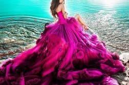 платья красивые короткие блестящие